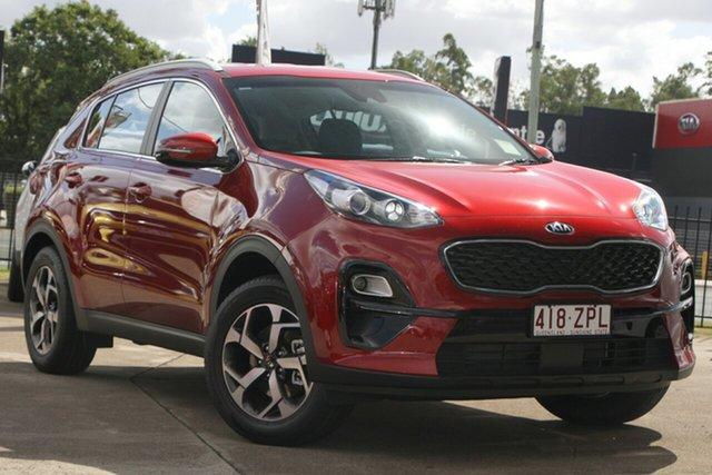 Used Kia Sportage QL MY20 S 2WD, 2020 Kia Sportage QL MY20 S 2WD Fiery Red 6 Speed Sports Automatic Wagon