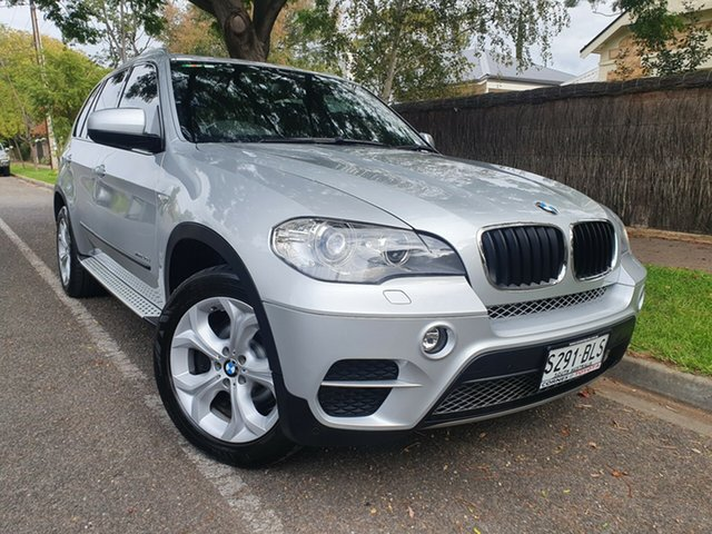 Used BMW X5 E70 MY11 xDrive40d Steptronic Sport, 2010 BMW X5 E70 MY11 xDrive40d Steptronic Sport Black 8 Speed Sports Automatic Wagon