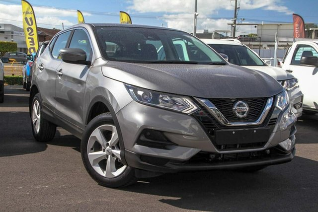 Used Nissan Qashqai J11 Series 2 ST X-tronic, 2018 Nissan Qashqai J11 Series 2 ST X-tronic Gun Metallic 1 Speed Constant Variable Wagon