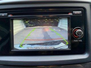 2016 Mitsubishi Lancer CF MY17 GSR Sportback Black 6 Speed Constant Variable Hatchback