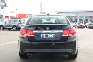 2016 Holden Cruze JH MY16 SRI Z-Series Black 6 Speed Automatic Sedan