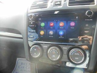 2018 Subaru WRX MY19 STI (AWD) Blue 6 Speed Manual Sedan
