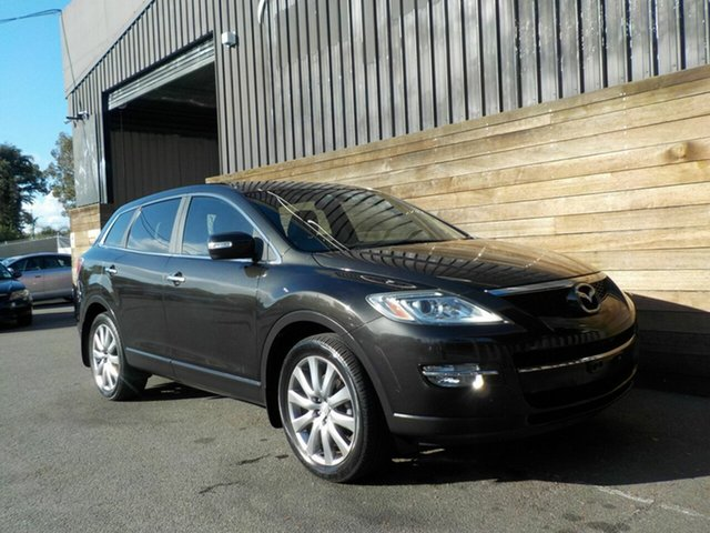 Used Mazda CX-9 TB10A1 Luxury, 2008 Mazda CX-9 TB10A1 Luxury Black 6 Speed Sports Automatic Wagon