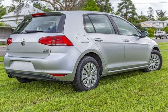 Used Volkswagen Golf VII MY17 92TSI DSG, 2016 Volkswagen Golf VII MY17 92TSI DSG Light Silver 7 Speed Sports Automatic Dual Clutch Hatchback