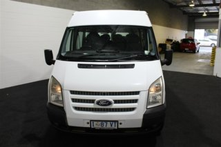 2013 Ford Transit VM MY13 Mid Roof White 6 Speed Manual Bus