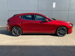 2019 Mazda 3 BN5478 Touring SKYACTIV-Drive Soul Red Crystal 6 Speed Sports Automatic Hatchback.