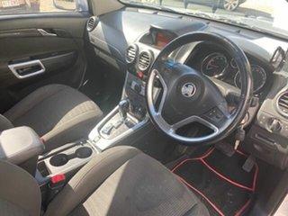 2014 Holden Captiva CG MY15 5 LT (FWD) Black 6 Speed Manual Wagon