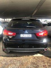 2014 Mitsubishi ASX XB MY15 LS (2WD) Black 5 Speed Manual Wagon