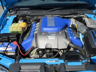 2006 Ford Performance Vehicles Pursuit BF Blue 6 Speed Sports Automatic Utility