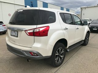 2019 Isuzu MU-X MY19 LS-U Rev-Tronic 4x2 Silky White 6 Speed Sports Automatic Wagon
