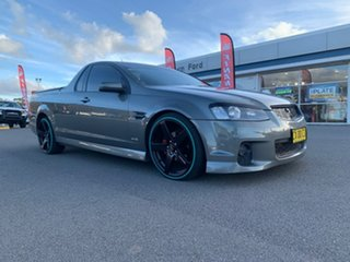 2011 Holden Ute SV6 Grey Sports Automatic Utility - Extended Cab.