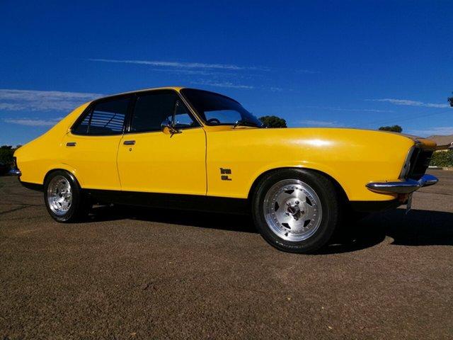 Used Holden Torana LJ SL, 1972 Holden Torana LJ SL Yellow 3 Speed Automatic Sedan