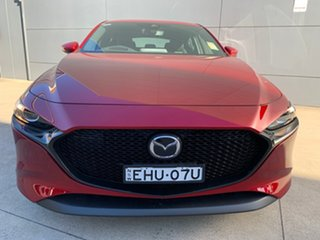 2019 Mazda 3 BN5478 Touring SKYACTIV-Drive Soul Red Crystal 6 Speed Sports Automatic Hatchback