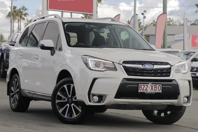 Used Subaru Forester S4 MY17 XT CVT AWD Premium, 2016 Subaru Forester S4 MY17 XT CVT AWD Premium White 8 Speed Constant Variable Wagon