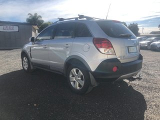 2010 Holden Captiva CG MY10 5 (4x4) Nitrate Silver 5 Speed Automatic Wagon