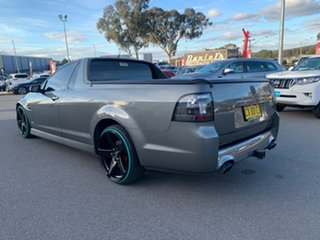 2011 Holden Ute SV6 Grey Sports Automatic Utility - Extended Cab