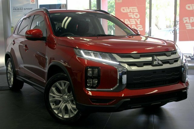New Mitsubishi ASX XD MY20 LS 2WD, 2020 Mitsubishi ASX XD MY20 LS 2WD Red Diamond 1 Speed Constant Variable Wagon