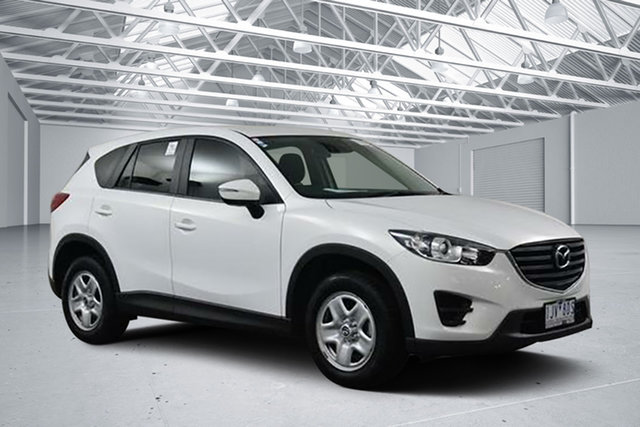 Used Mazda CX-5 MY17 Maxx (4x2), 2017 Mazda CX-5 MY17 Maxx (4x2) White 6 Speed Automatic Wagon