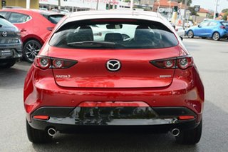 2020 Mazda 3 BP2HLA G25 SKYACTIV-Drive GT Soul Red Crystal 6 Speed Sports Automatic Hatchback