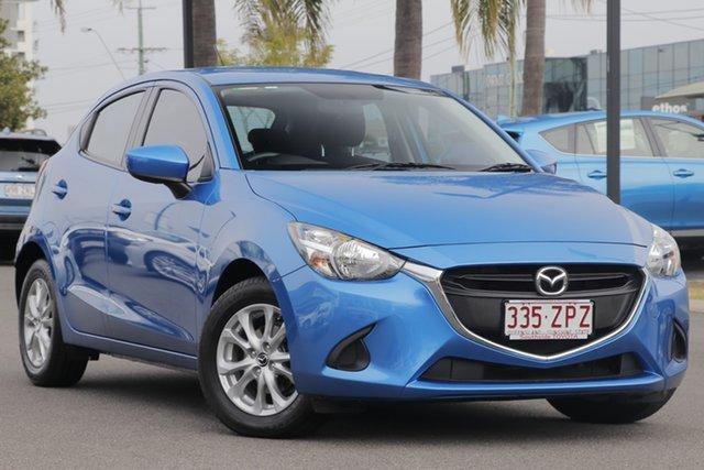 Used Mazda 2 DE10Y2 MY14 Maxx Sport, 2014 Mazda 2 DE10Y2 MY14 Maxx Sport Blue 4 Speed Automatic Hatchback