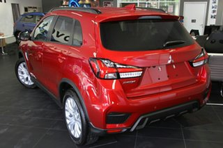 2020 Mitsubishi ASX XD MY20 LS 2WD Red Diamond 1 Speed Constant Variable Wagon.