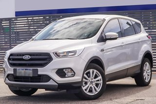 2019 Ford Escape ZG 2019.75MY Ambiente 2WD Silver 6 Speed Sports Automatic Wagon.