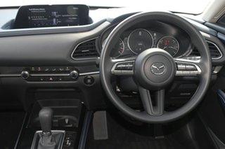 2021 Mazda CX-30 DM2W7A G20 SKYACTIV-Drive Pure Polymetal Grey 6 Speed Sports Automatic Wagon