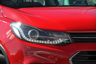 2018 Holden Trax TJ MY18 LS Absolute Red 6 Speed Automatic Wagon