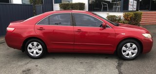 2007 Toyota Camry ACV40R Altise Red Mica Metallic 5 Speed Automatic Sedan.