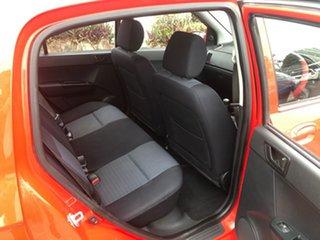 2009 Hyundai Getz TB MY09 S Red/Black 5 Speed Manual Hatchback
