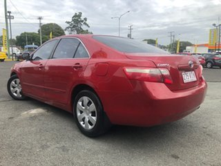2007 Toyota Camry ACV40R Altise Red Mica Metallic 5 Speed Automatic Sedan