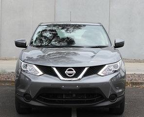 2016 Nissan Qashqai J11 ST Grey 1 Speed Constant Variable Wagon.