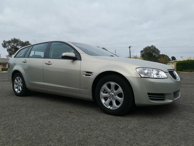 Used Holden Commodore VE II MY12 Omega, 2012 Holden Commodore VE II MY12 Omega Gold 6 Speed Automatic Sportswagon