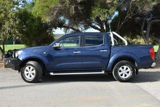 2016 Nissan Navara D23 S2 ST Blue 7 Speed Sports Automatic Utility.