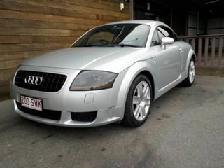 2005 Audi TT MY2006 S Line Silver 5 Speed Manual Coupe