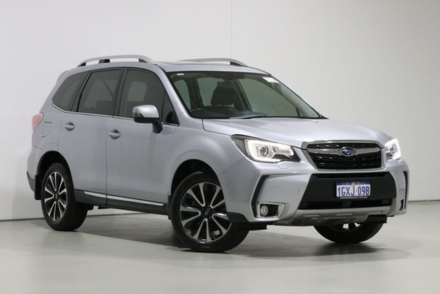 Used Subaru Forester MY18 2.0XT, 2017 Subaru Forester MY18 2.0XT Silver Continuous Variable Wagon
