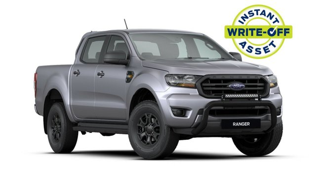 New Ford Ranger PX MkIII 2020.25MY XL Pick-up Double Cab, 2020 Ford Ranger PX MkIII 2020.25MY XL Pick-up Double Cab Aluminium 6 Speed Sports Automatic Utility