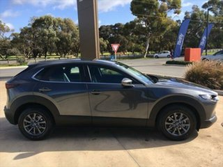 2020 Mazda CX-30 DM2W7A G20 SKYACTIV-Drive Pure Machine Grey 6 Speed Sports Automatic Wagon.