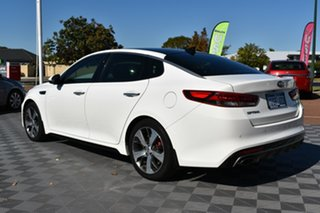 2017 Kia Optima JF MY17 GT White 6 Speed Sports Automatic Sedan