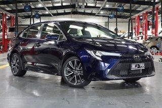 2019 Toyota Corolla Mzea12R ZR Saturn Blue 10 Speed Constant Variable Sedan