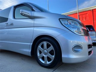 2007 Nissan Elgrand E51 Highwaystar Silver Automatic Wagon