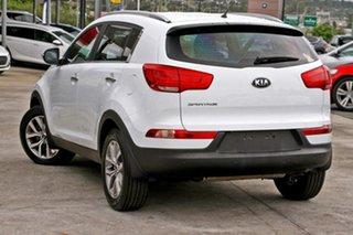 2015 Kia Sportage SL MY14 Si 2WD Premium White 6 Speed Sports Automatic Wagon.