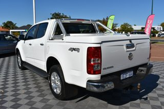 2016 Holden Colorado RG MY16 LTZ Crew Cab White 6 Speed Sports Automatic Utility