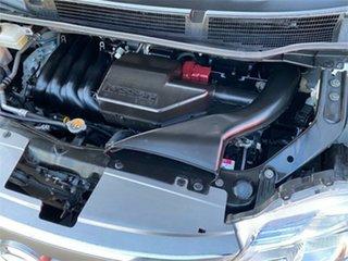 2013 Nissan Serena White Wagon