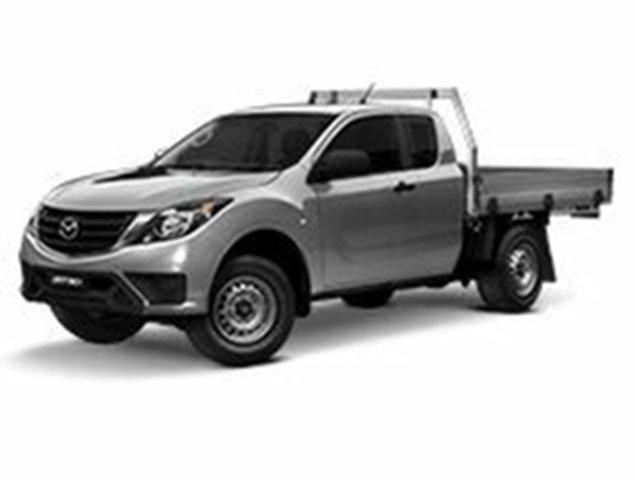 Demo Mazda BT-50 UR0YG1 XT Freestyle 4x2 Hi-Rider, 2019 Mazda BT-50 UR0YG1 XT Freestyle 4x2 Hi-Rider Aluminium 6 Speed Manual Cab Chassis
