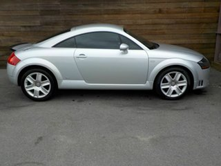 2005 Audi TT MY2006 S Line Silver 5 Speed Manual Coupe.