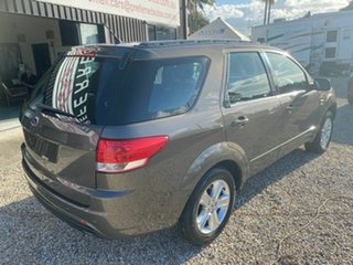 2011 Ford Territory SZ TS (RWD) Brown 6 Speed Automatic Wagon