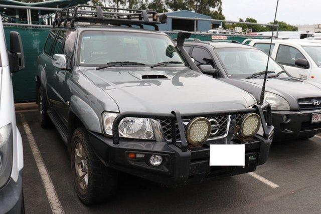 Used Nissan Patrol GU 6 MY08 ST, 2008 Nissan Patrol GU 6 MY08 ST Grey 4 speed Automatic Wagon