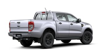 2020 Ford Ranger PX MkIII 2020.25MY XL Pick-up Double Cab Aluminium 6 Speed Sports Automatic Utility.