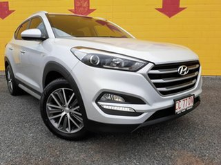 2017 Hyundai Tucson TL2 MY18 Active 2WD Silver 6 Speed Manual Wagon.